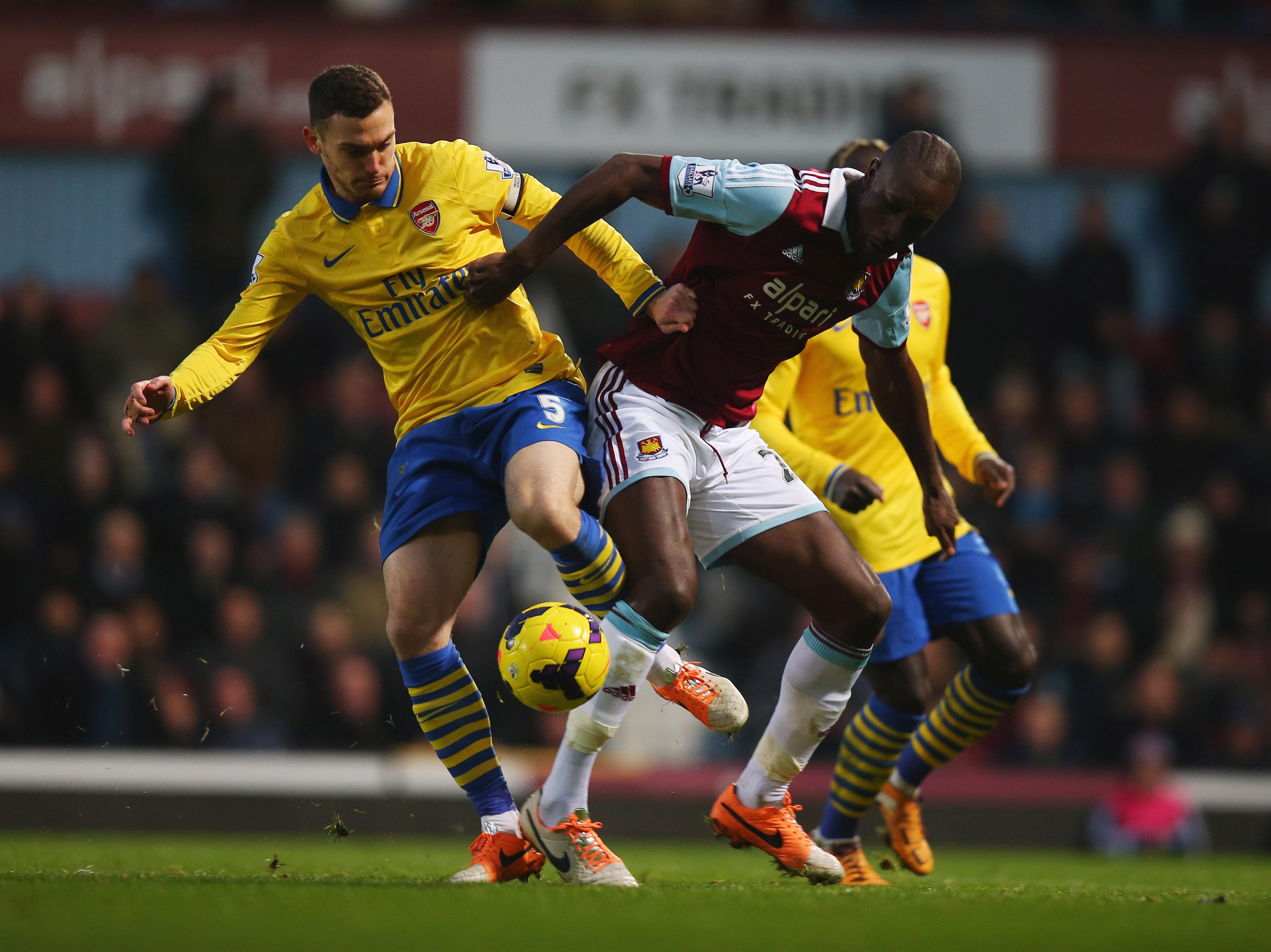 Zenit prepare huge transfer offer for Arsenal captain Thomas Vermaelen