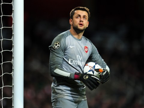 Arsenal goalkeeper Lukasz Fabianski closes in on Schalke transfer