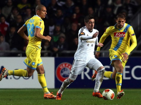 Will Swansea City create history by beating Napoli in the Europa League?