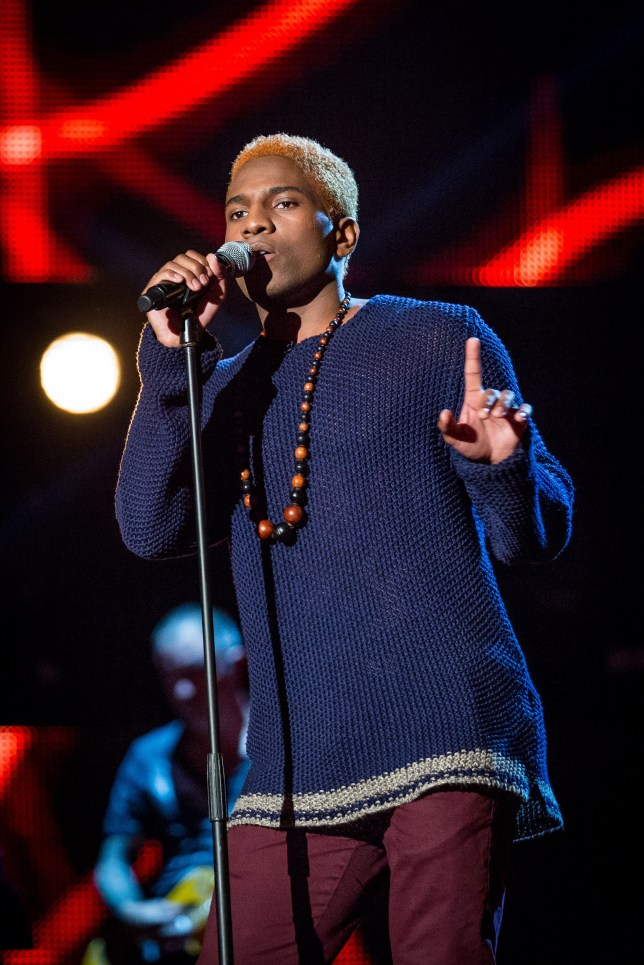 Adele's BRIT school classmate Paul Raj tries his luck on The Voice