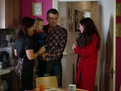 Stacey Branning in dramatic showdown with Kat and Alfie as new pictures of her EastEnders return emerge