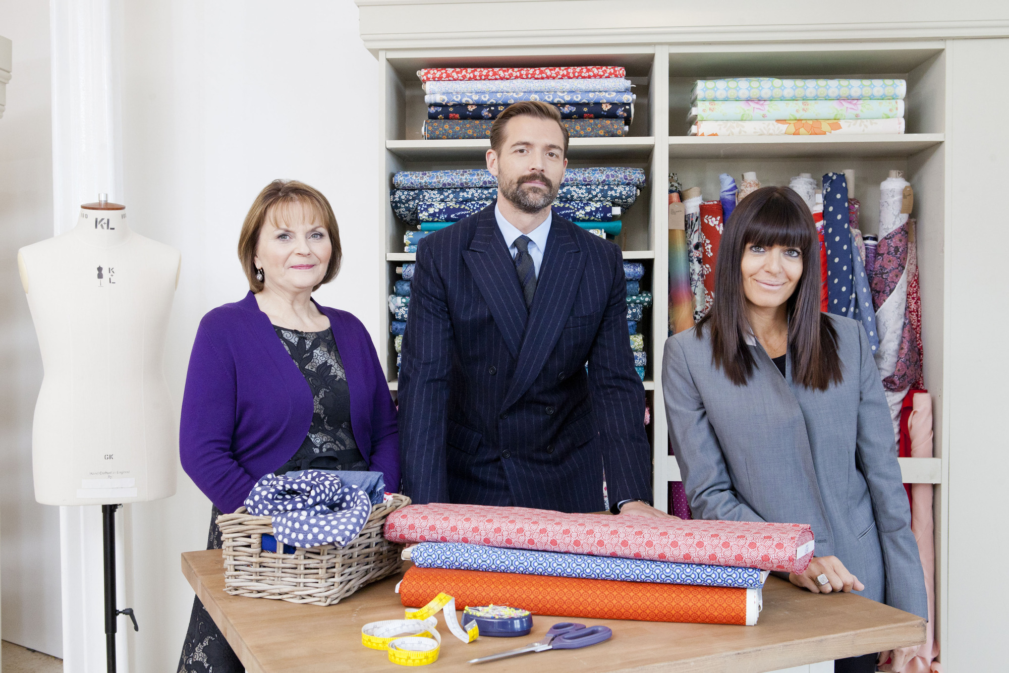 The Great British Sewing Bee 2014: The search is on for a super stitcher but who didn't make it past the silk nightie challenge?