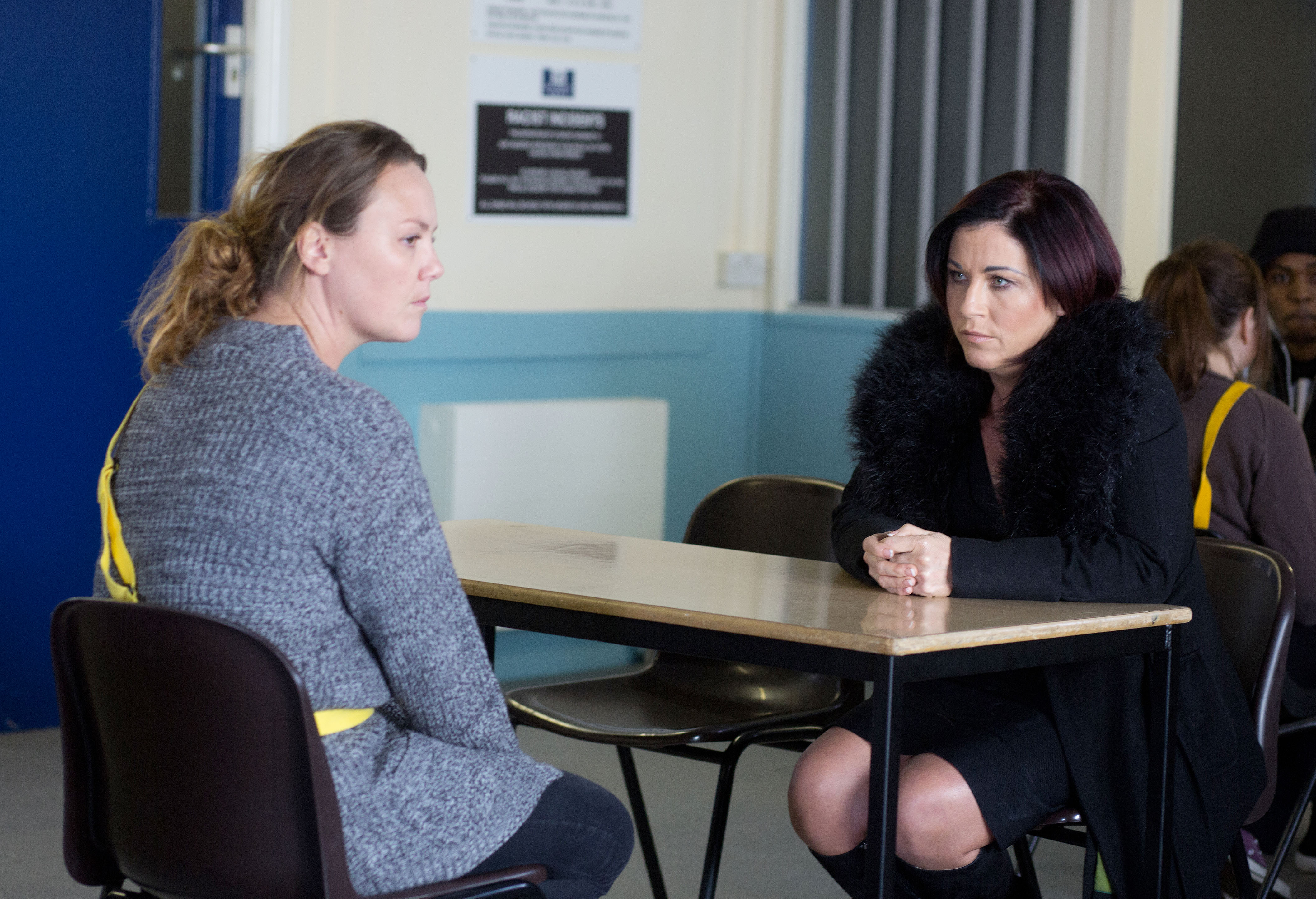 EastEnders spoiler: Why does Kat Moon visit Janine Butcher in prison?