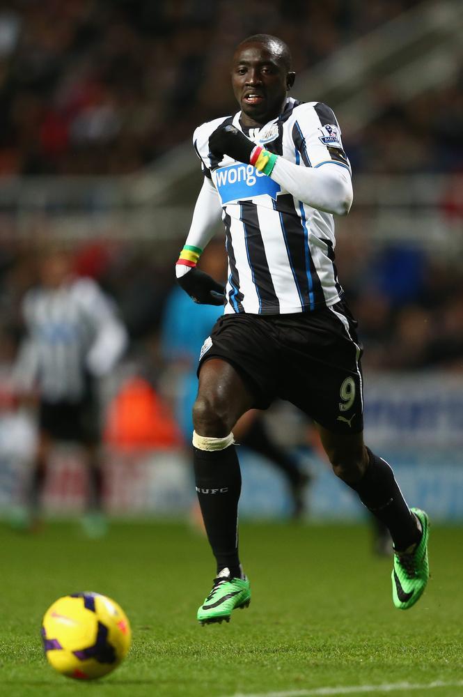 Newcastle set to sell Papiss Cisse to Rubin Kazan for £9million before February 27