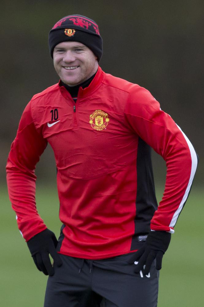 Wayne Rooney says Champions League glory will ease Manchester United pain