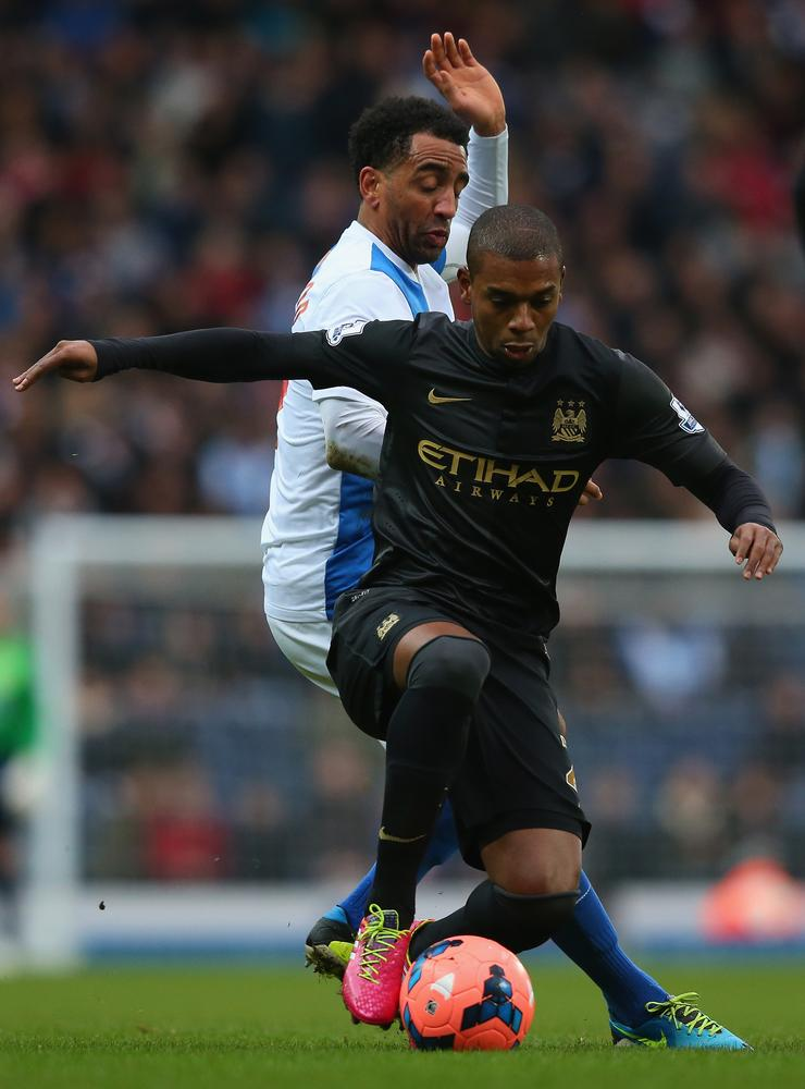 Has Manchester City's Fernandinho become the most important player in the Premier League title race?
