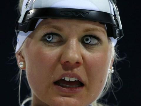 Sochi 2014 Winter Olympics: Is Estonia's Grete Gaim the scariest Olympian ever?