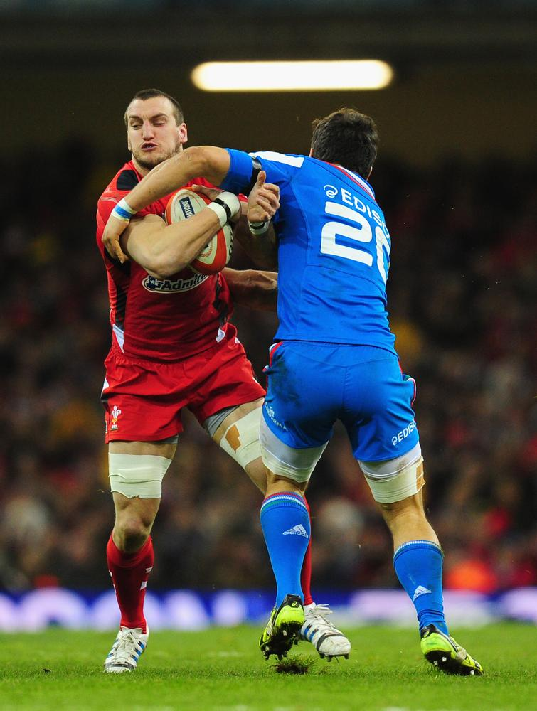 Six Nations 2014: Wales bolster their pack ahead of their Six Nations trip to face Ireland in Dublin