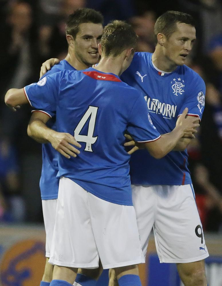 Why Rangers should put more faith in youth