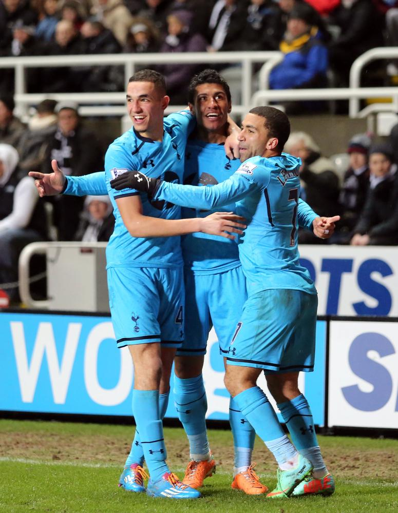 Tim Sherwood's masterstroke at Newcastle can propel Tottenham into top four