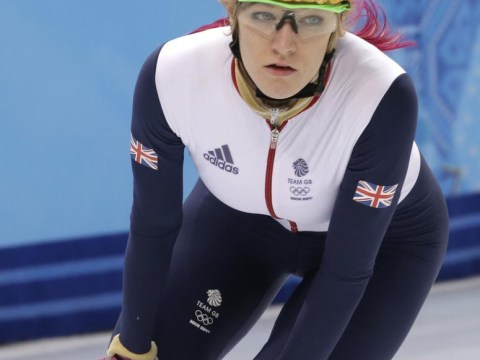 Elise Christie disqualified from second Sochi event as she reveals online bullying trauma