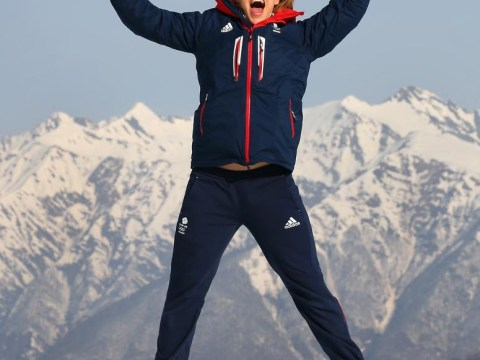 Sochi 2014 Winter Olympics: Lizzy Yarnold's getting used to being centre stage