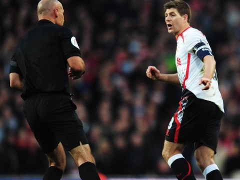 Stop moaning! Why it's Liverpool's fault they lost to Arsenal and not referee Howard Webb's