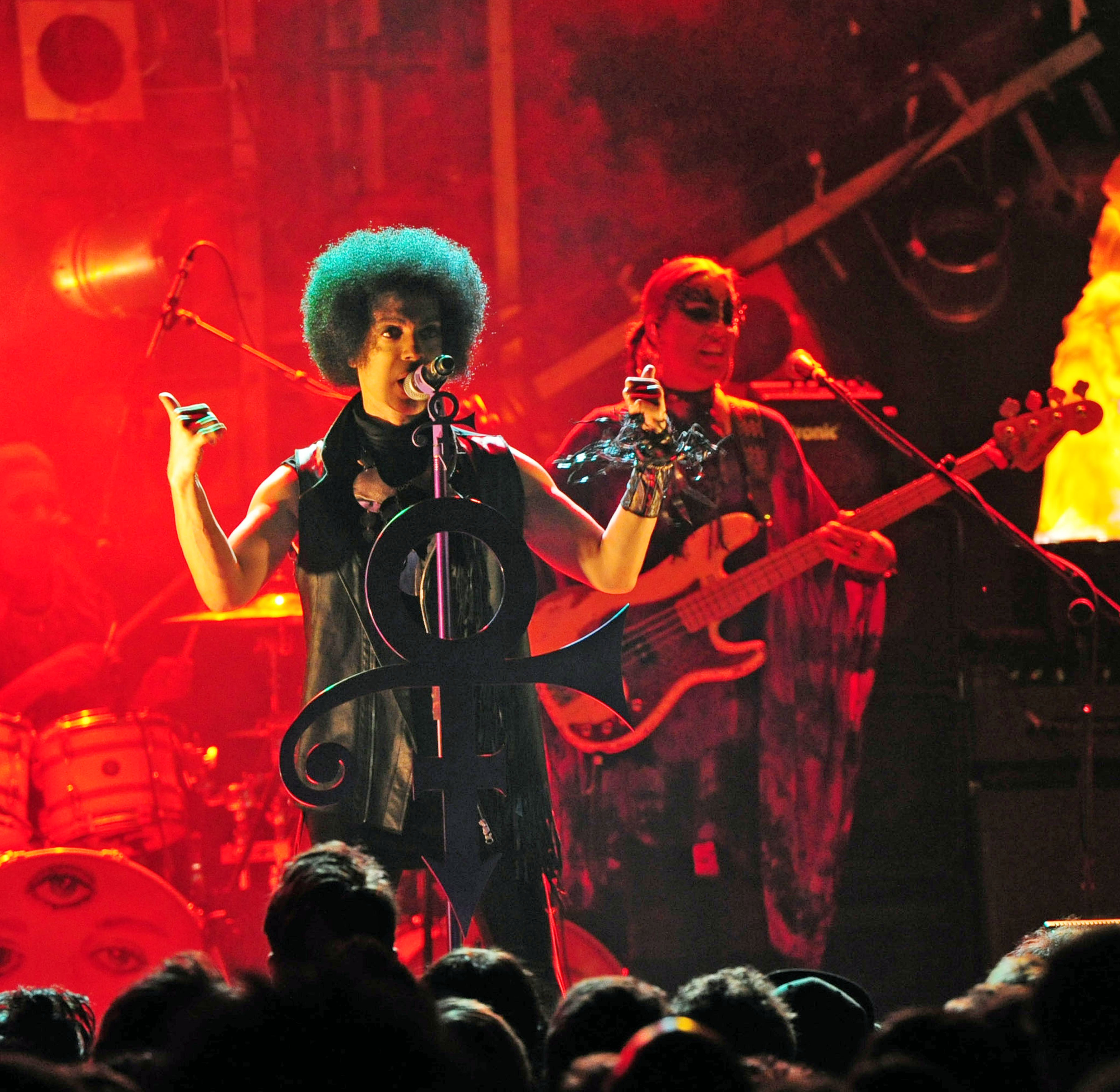 Gallery: Prince plays secret gig at Electric Ballroom in Camden