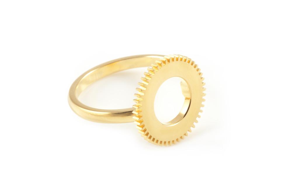 Clarice Price Thomas ring