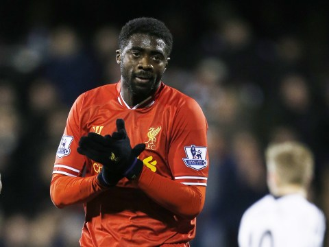 Kolo Toure enjoyed an eventful evening for Liverpool against Fulham…