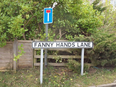 Gallery: Rude and funny London street and place names