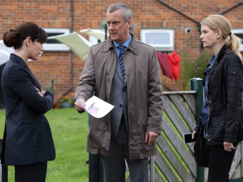DCI Banks was so grubby, you'll want a soul-cleaning bath