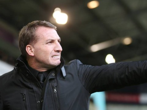 Brendan Rodgers rules Liverpool out of the Premier League title race