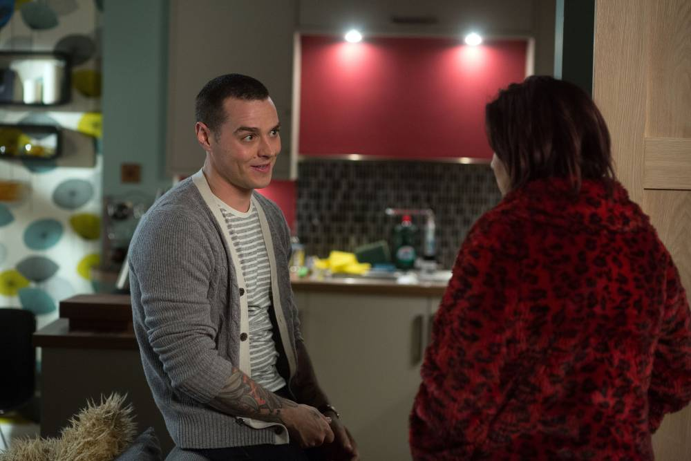 Matt Willis makes EastEnders debut, to the surprise of many