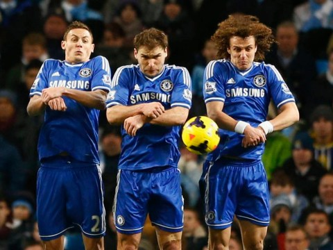 Gallery: Barclays Premier League – Manchester City v Chelsea – 3rd February 2014