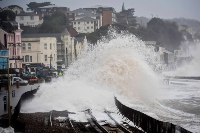 UK flooding in pictures: 10 photos of storm-hit Britain