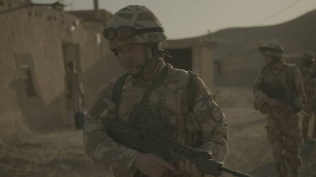 The Patrol is scuppered by amateurish acting (Picture: Supplied)