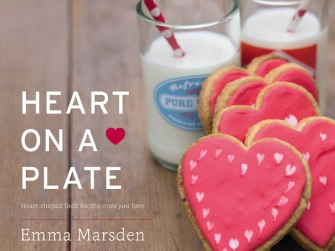 Valentine's Day meal ideas from Emma Marsden's Heart On A Plate
