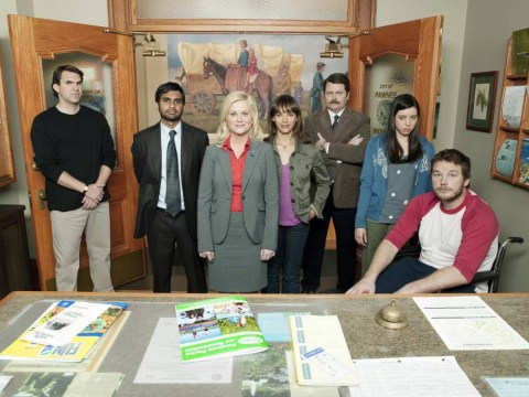 Parks And Recreation: My heart belongs to Pawnee