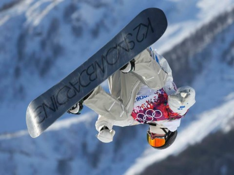 Gallery: Women's snowboard slopestyle semi-final at 2014 Winter Olympics