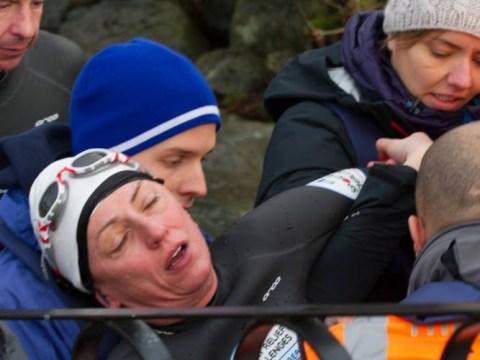 Gallery: Davina McCall's BT Sport Relief Challenge 2014