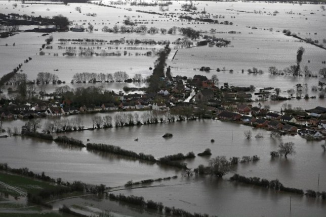 UK weather: Flooding clean up bill to hit £500m
