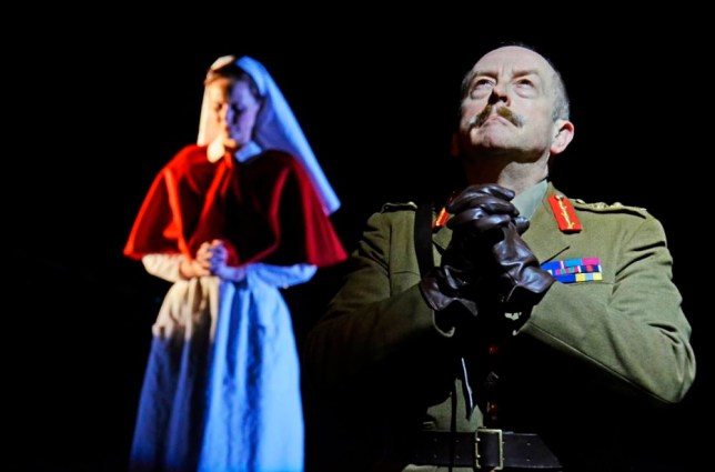 Oh What A Lovely War at Theatre Royal, Stratford (Picture: Nobby Clark)
