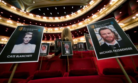 Baftas Awards 2014: Leonardo DiCaprio and Sandra Bullock to nab best