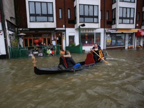 UK floods: Sewers pour into homes as the misery continues