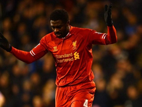 Kolo Toure scores comical own goal to gift Fulham lead against Liverpool – video