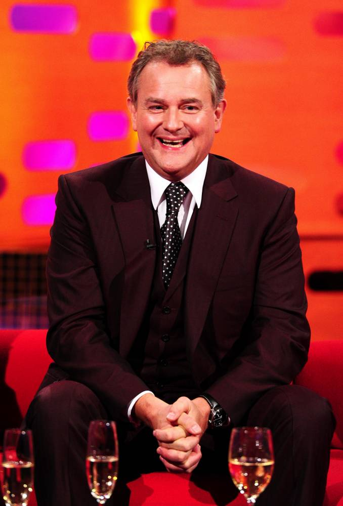 Hugh Bonneville admits: I wasn't George Clooney's first choice for Monuments Men
