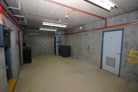 Cold War nuclear bunker on sale for £50,000 in Coswarth, Newquay