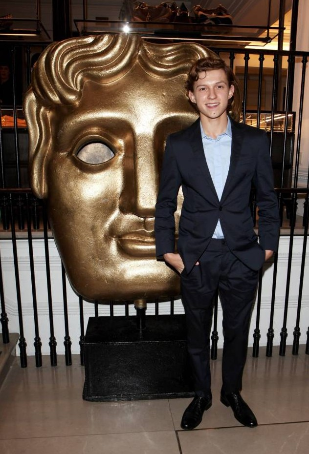 Actor Tom Holland: I've done stupid things such as jump off a building but never experienced adrenalin like I did on stage