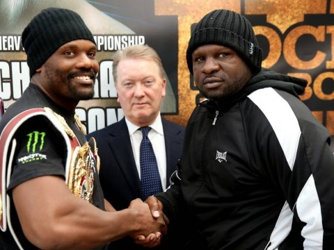 Dereck Chisora's opponent Kevin Johnson to become 'thong-clad servant' in defeat – but demands three English women if he wins