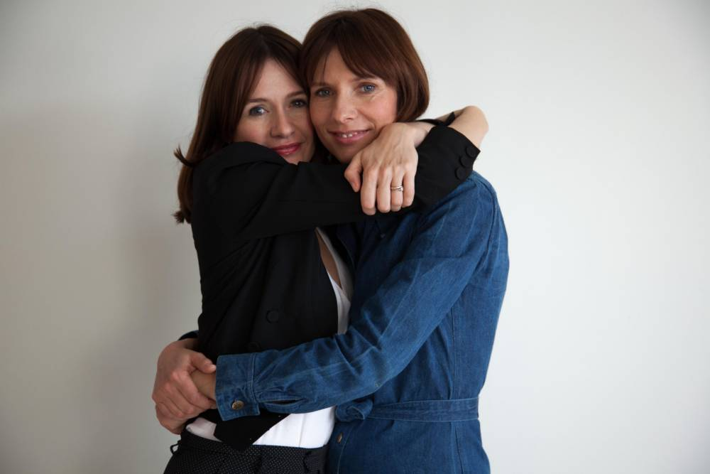 Emily Mortimer and Dolly Wells: Doll & Em is about jealousy and love between best friends