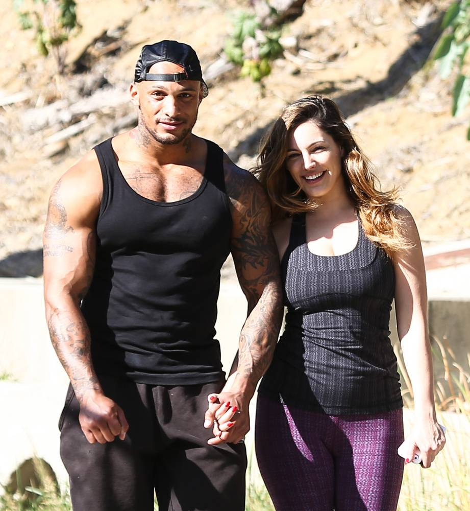 Kelly Brook's on/off Gladiator boyfriend David McIntosh pleads guilty to crashing van full of dead badgers into bus stop