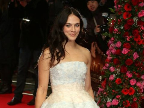 Downton Abbey's Jessica Brown Findlay: If someone shouted 'Lady Sybil' that might just ruin my drink