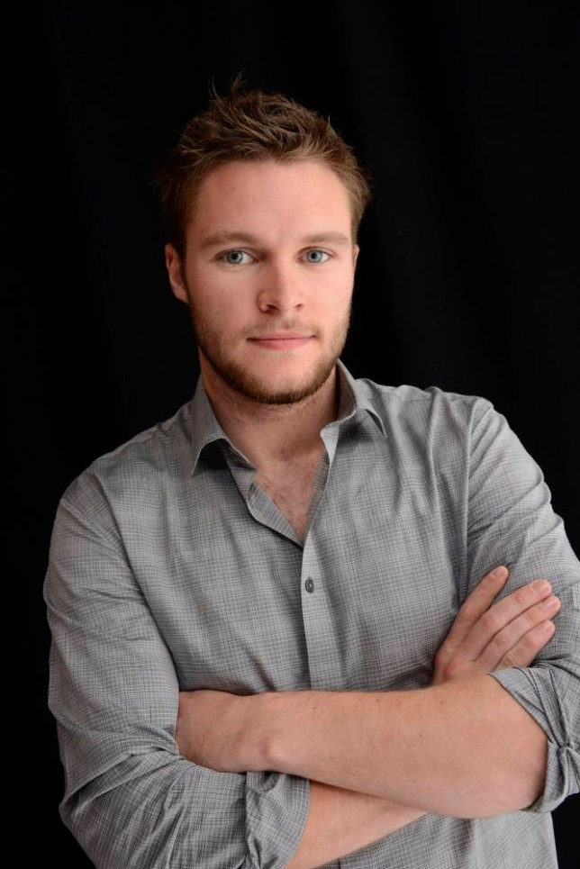"""NEW YORK, NY - APRIL 23:  Jack Reynor, Actor inthe film """"What Richard Did"""" poses at the Tribeca Film Festival 2013 portrait studio on April 23, 2013 in New York City.  (Photo by Larry Busacca/Getty Images)"""