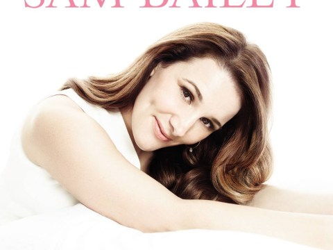 Sam Bailey shows off sexy new look as she releases the cover art for her debut album The Power Of Love