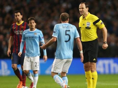 Manuel Pellegrini Swedish referee rant 'absolute nonsense', says Fifa