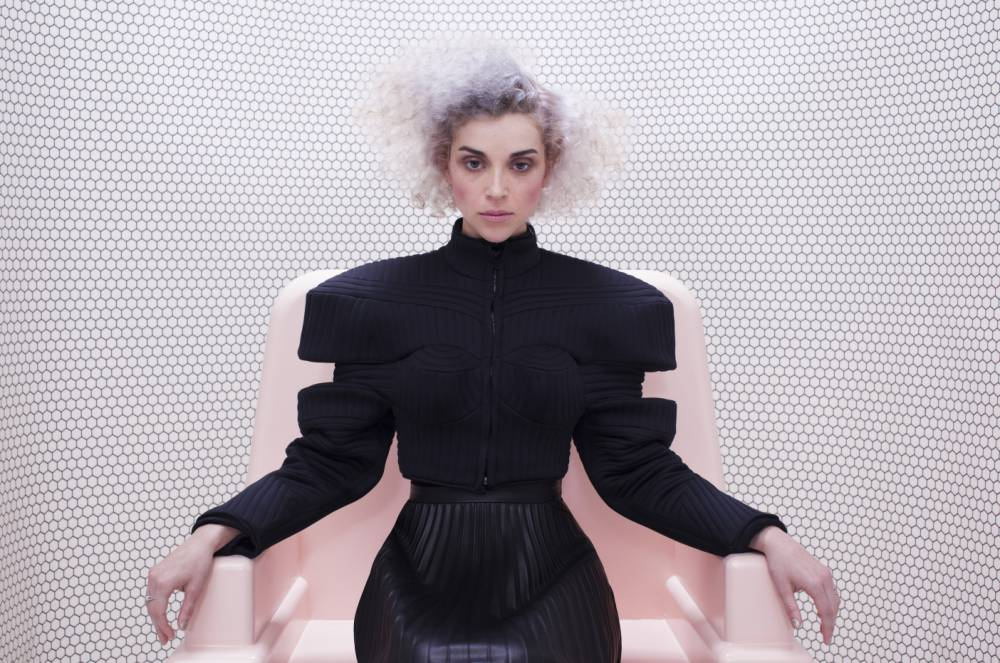 St Vincent's rules with regal fourth album St Vincent (Picture: supplied)