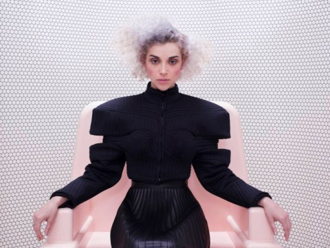 St Vincent: St Vincent – wild, elegant and in a regal frame of mind
