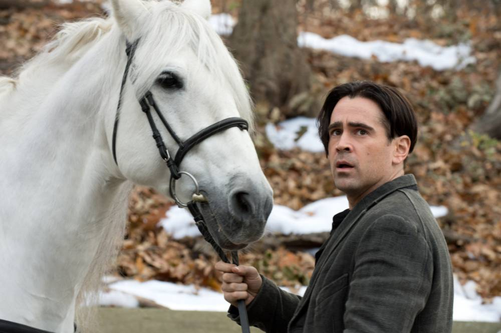 A New York Winter's Tale, starring Colin Farrell, is a cringe-worthy, syrupy mess