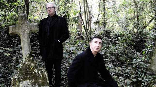 Marc Almond and John Harle The Tyburn Tree - a dark London song cycle (Picture: Nobby Clarke)